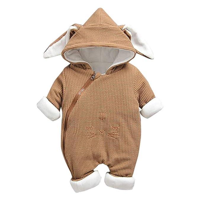Mono Algodón Recién Nacido Bebé, Ropa Bebe Invierno Cosas ...