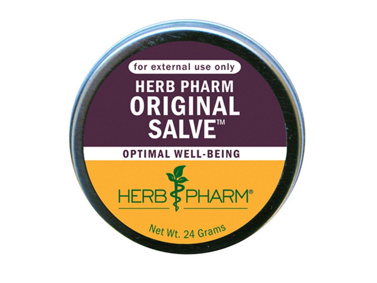 Herb Pharm Original Salve with Comfrey and St. John's Wort - 24 Grams