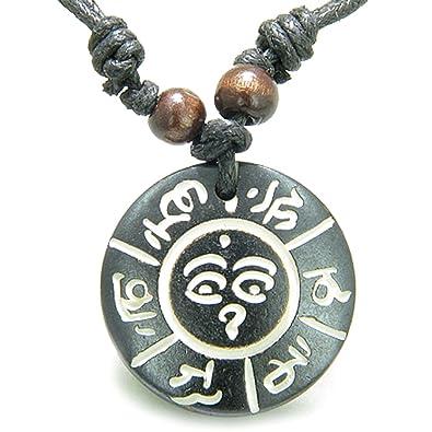 Amazon amuletom mani padme hum and buddha all amuletom mani padme hum and buddha all seeing eye mozeypictures Images