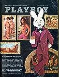 PLAYBOY MAGAZINE January 1971