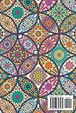 2020-2024 Five Year Planner: Colorful Mandala