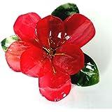Fleur de Jade rouge