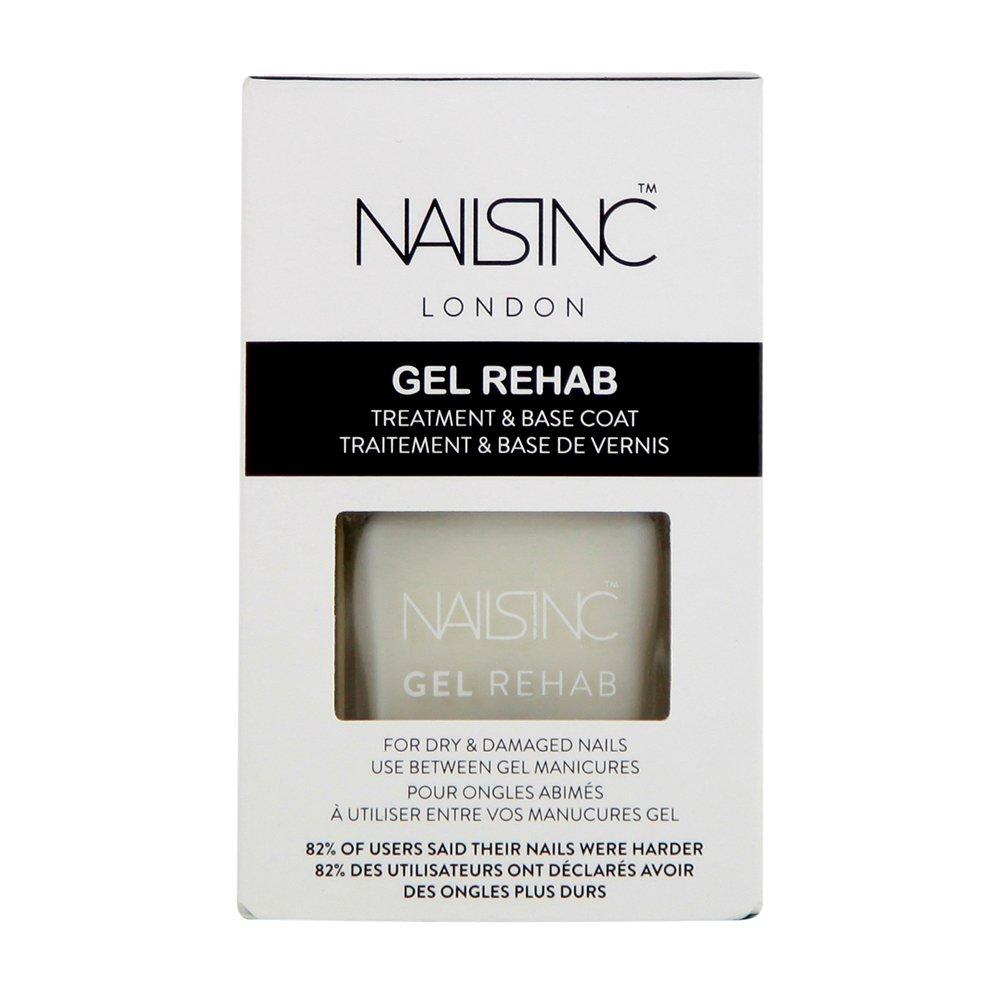 Nails Inc Gel Rehab Treatment & Base Coat: Amazon.co.uk: Beauty