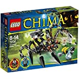 Lego Chima Sparratus' Spider Stalker, Multi Color