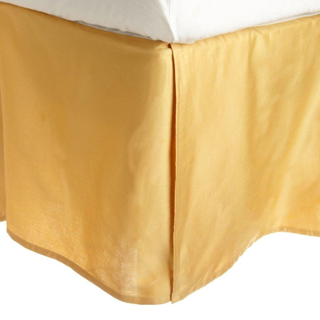ACS寝具400スレッド数1ピース分割コーナーベッドスカート(サイズ&カラー選択) 12