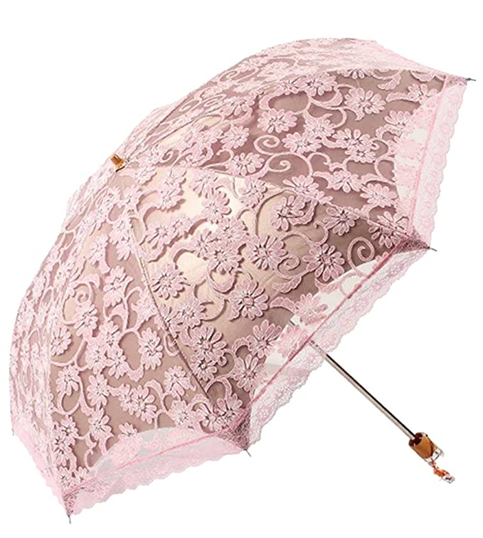Vintage Style Parasols and Umbrellas Sunshade Windproof Umbrella $22.99 AT vintagedancer.com