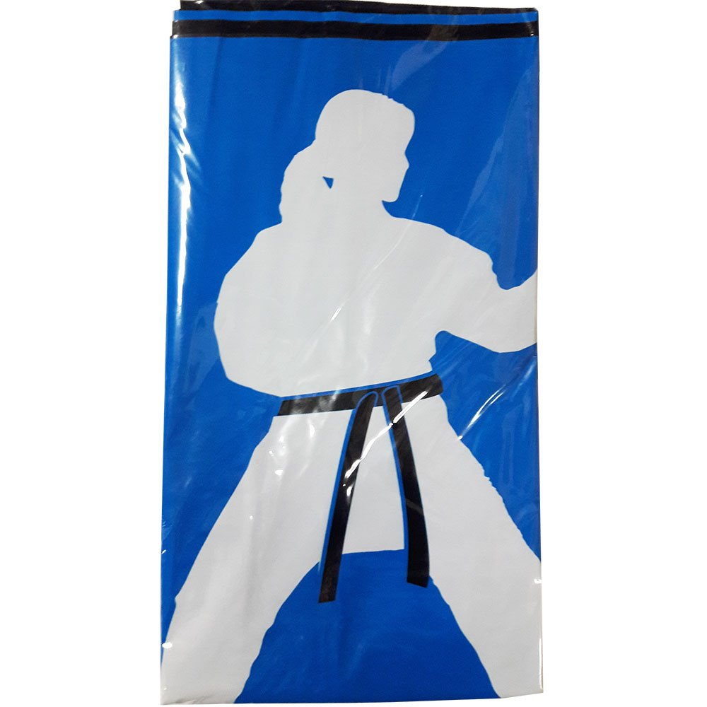 Karate Birthday Supplies Martial Arts Party 70 Pieces For 16 Guests Tableware Sets Blue Orchards Karate