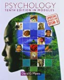 Psychology in Modules with DSM5 Update and LaunchPad 6 Month Access Card, Myers, David G., 1464189579