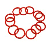 """Midway Monsters 12 Pack Small Ring Toss Rings with 2.5"""" in Diameter"""