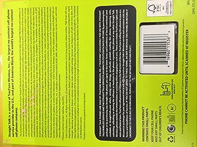 Straight Talk LG Sunset L33L LTE Prepaid Smartphone