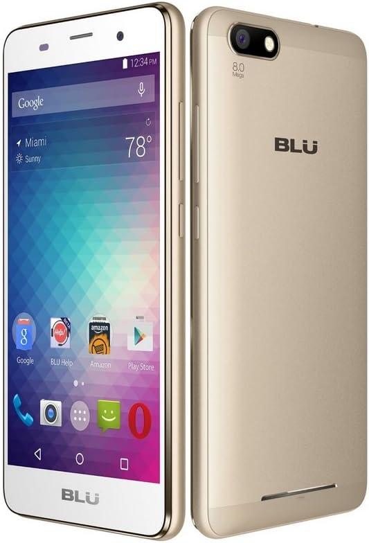 BLU Dash X2 Smartphone Libre de (8 MP, 1GB RAM, 8GB Almacenamiento ...