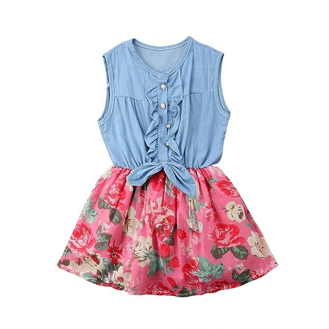 Amazon.com: LXXIASHI - Vestido de princesa para bebé o niña ...