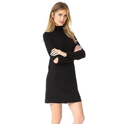 360 SWEATER Women's Lynx Cashmere Sweater Dress
