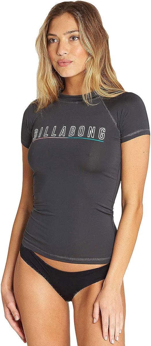 Billabong Womens Core Performance Short Sleeve Rashguard