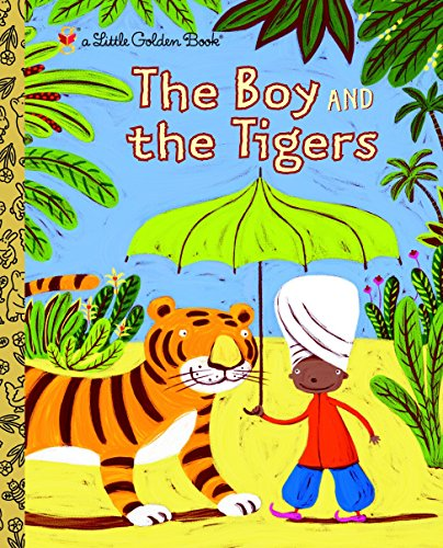 Little Tiger - The Boy and the Tigers (Little Golden Book)