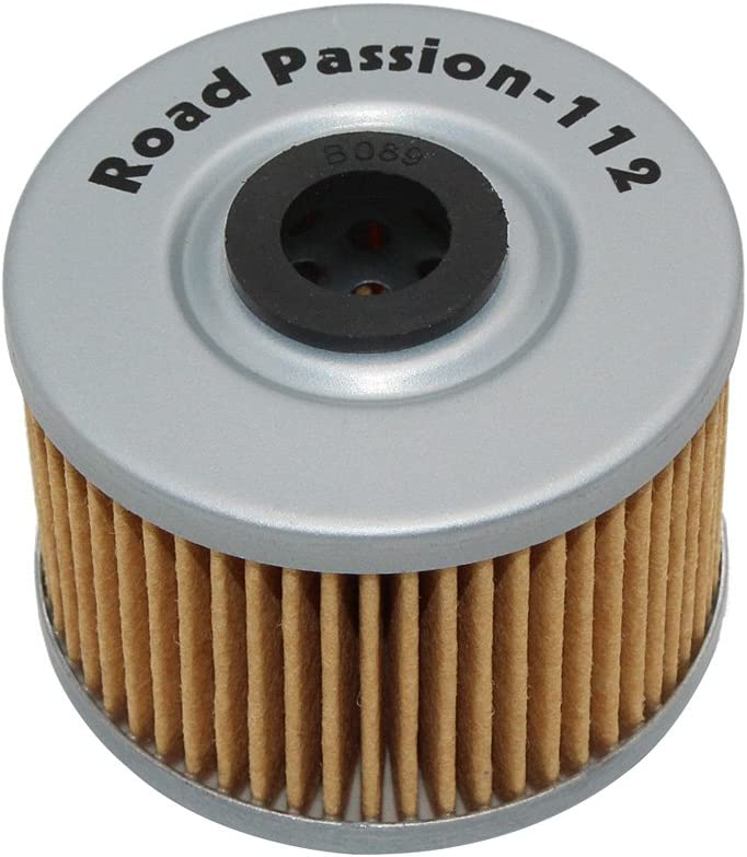 Road Passion Filtro de aceite para HONDA AX-1 NX250 88-95 XR250 L 91-99 CBX250 RSE 1983-2000 GB400 F GB400F2 SUZUKI DRZ110 2003-2005