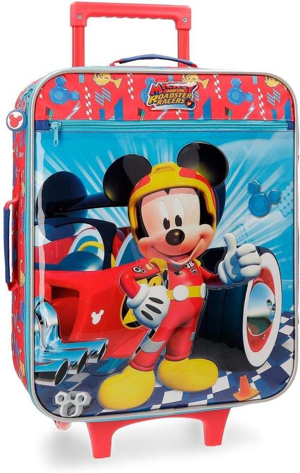 Maleta de cabina Mickey Winner 50cm