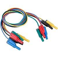 Akozon 5 unids Multímetro de Cable de Conector