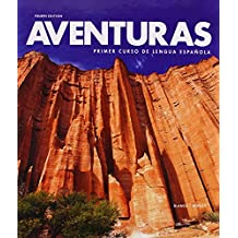 Amazon vista higher learning books aventuras text only fandeluxe Choice Image