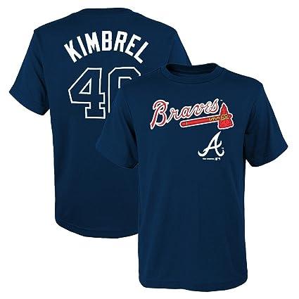 the best attitude 2470e 66cb6 Amazon.com : Outerstuff Craig Kimbrel MLB Atlanta Braves ...