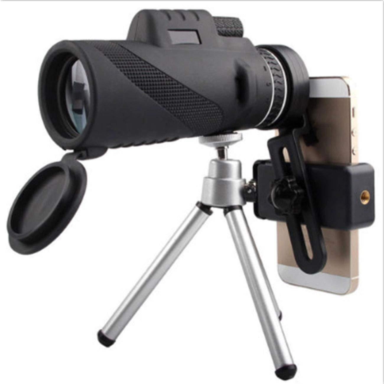 【2019春夏新色】 WICHEMI 高解像度 単眼鏡 望遠鏡 bak4 単眼鏡 クイックスマートフォンホルダー ハイキング 40X60 防水 高解像度 単眼鏡 望遠鏡 bak4 プリズム Wil-Bird Watching Hunting Camping ハイキング B07JMSSVBK, Vibram Fivefingers Japan:0dfcd178 --- a0267596.xsph.ru