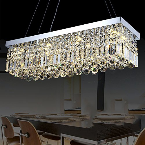 Rectangle Pendant Light Fixtures in US - 4