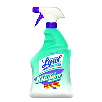 Etonnant Professional Lysol Antibacterial Kitchen Cleaner Spray, 32oz