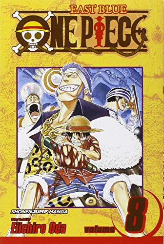 one piece chapter 1 - 3
