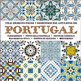 Antiques Architectural & Garden Two Portuguese Tiles