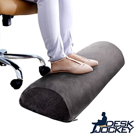 Office Foot Rest - Therapeutic Grade Memory Foam Cushion Footrest Stool For Under Desk Home  sc 1 st  Amazon.com & Amazon.com: Office Foot Rest - Therapeutic Grade Memory Foam ... islam-shia.org