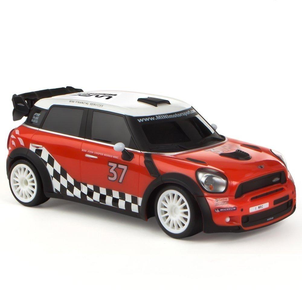 Mini Countryman WRC - RC ferngesteuertes Lizenz-Fahrzeug im Original ...