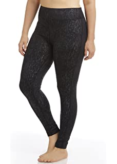 7fd2e9f43f9 Marika Women s Plus SizeAlice Skirted Capri Legging Size