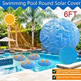 6ft Round Pool Solar Cover Protector Bubble Wrap