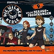 Wilde Herausforderungen (Die Wilden Kerle 9)   Barbara van den Speulhof