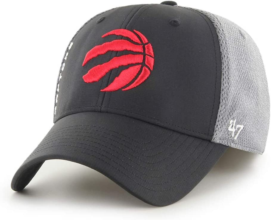 Toronto Raptors Wycliff Contender Stretch Fit Hat