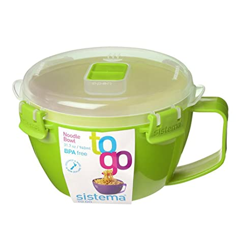 Sistema Noodle Microondas Bowl Microondas Cuenco Microondas ...