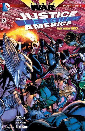 Justice League of America (2013-) #7