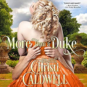 More than a Duke Audiobook