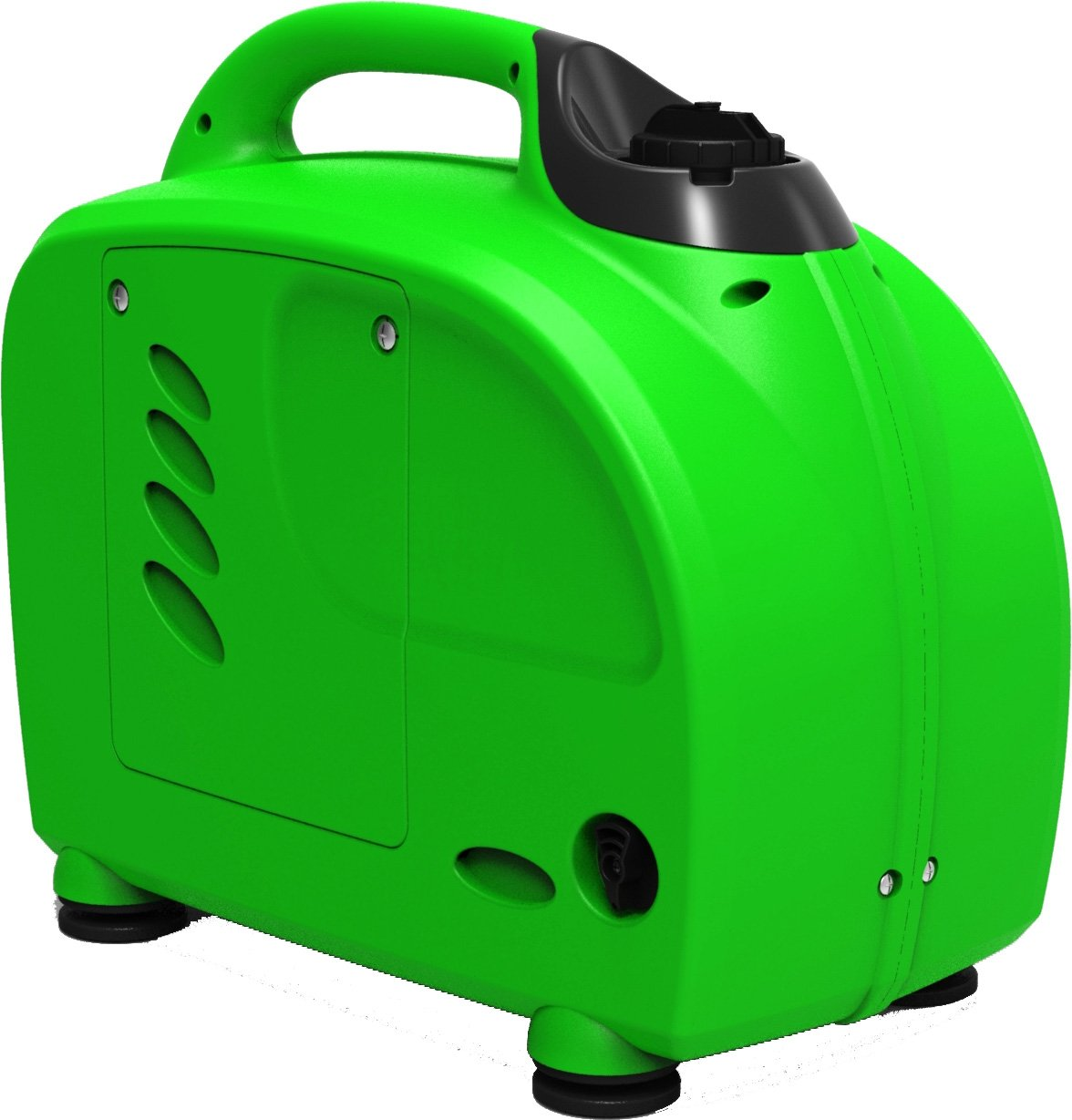 Electronic Fuel Injected 2500w Digital Inverter Generator by ESI (Image #3)