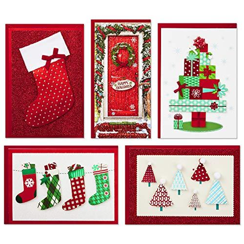 Hallmark Boxed Handmade Christmas Card Assortment (24 Cards and Envelopes) Photo #15
