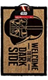 Star Wars Darth Vader Doormat Welcome to the darkside