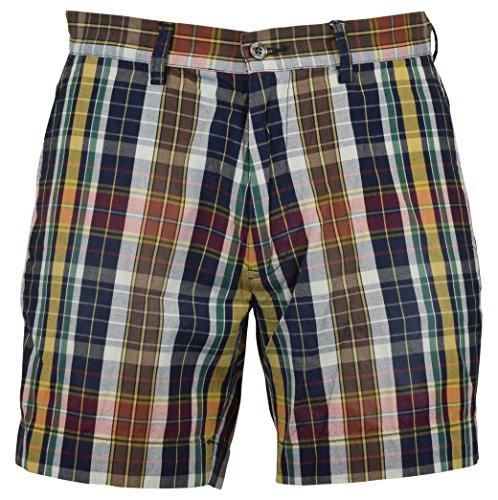 """Ralph Lauren Polo Mens 6"""" Plaid Cotton Classic Fit Shorts..."""