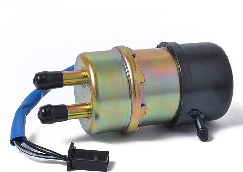Ba30dellylelly Motorrad Kraftstoffpumpenauslässe Benzinpumpe Gaspumpe Elektrovergaser Ersatz 49040 1063 Für Kawasaki Für Honda Für Yamaha Auto