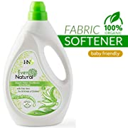 Fabric Softener and Conditioner - All Natural Organic Laundry Detergent Liquid – Non Toxic Fabric Softener Liquid With Aloe Vera - All Types Of Fabric - Wool Silk (For All Kinds Of Clothes) 40.5 Oz