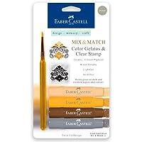 Faber-Castell Gelato Mum Boya, Doğal Tonlar