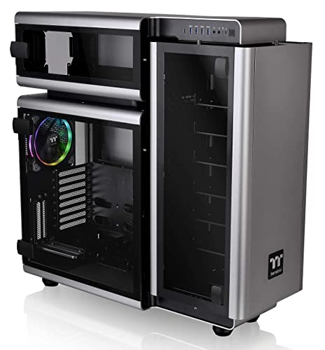 Thermaltake Level 20 E-ATX Full Tower Gaming Computer PC Case