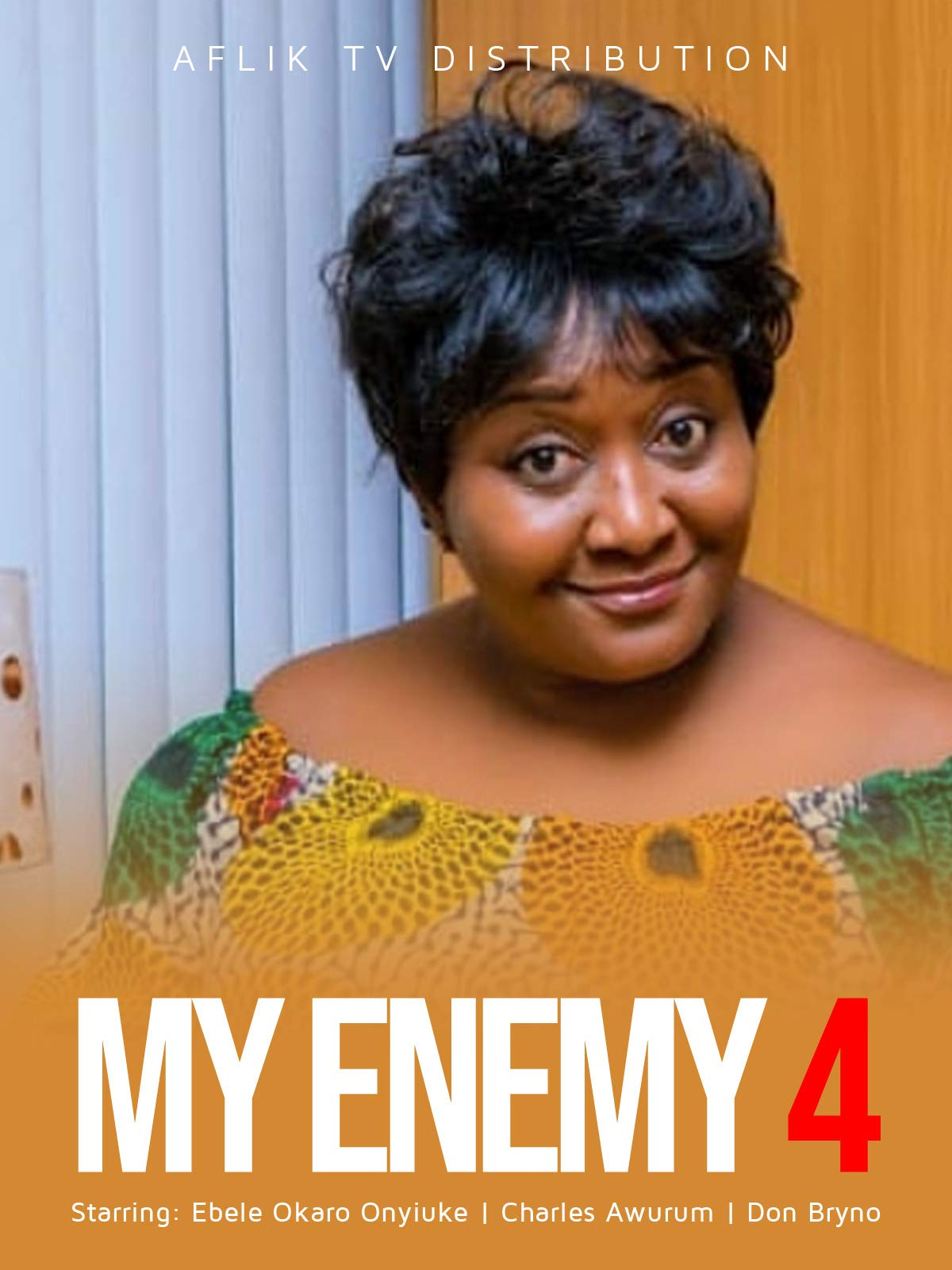 My Enemy 4 on Amazon Prime Video UK