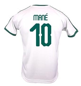 639ad82d8 Amazon.com: PUMA Mané #10 Senegal Men's Home Jersey World Cup Russia ...