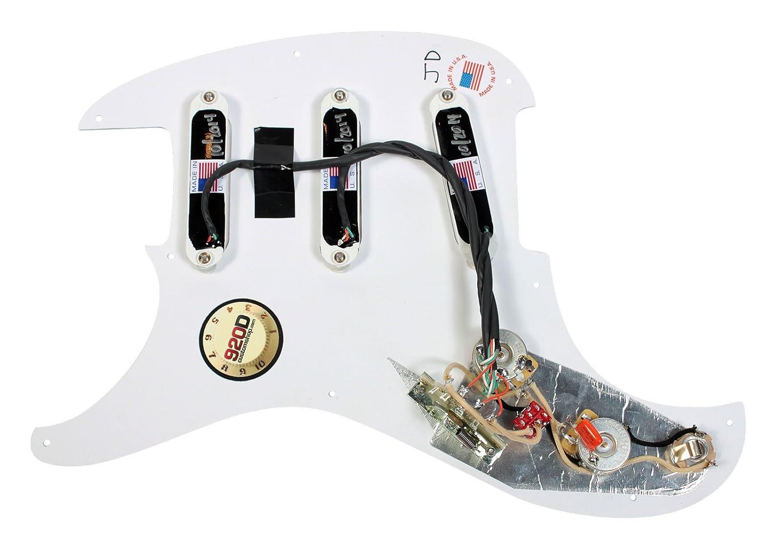 920d Custom Shop Ibanez Roadstar Ii Medium Loaded Free Download Wiring Diagram Pickguard Lace Silver 7 Way Musical Instruments