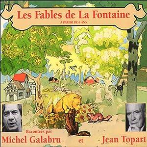Les Fables de La Fontaine - volume 1   Livre audio